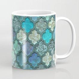 Moroccan Inspired Precious Tile Pattern Coffee Mug