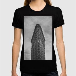 Flat Iron Building - New York T-shirt