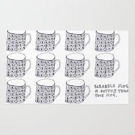Mug. Rug