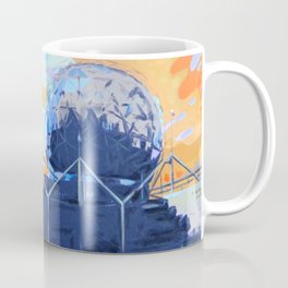 Science & Sky (Beautiful but Different) Coffee Mug