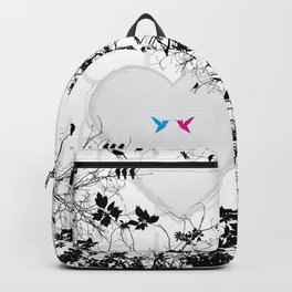 Love in air Backpack