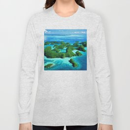 Palau Island Paradise Long Sleeve T-shirt