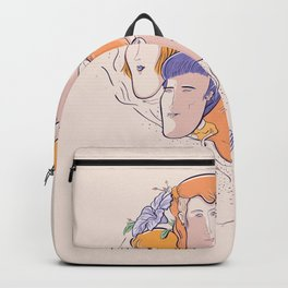 Diversity women Backpack