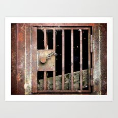 hope in Small Spaces... Art Print
