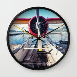 Propellant Wall Clock