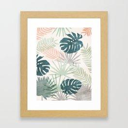 Tropicalia Framed Art Print