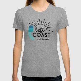 Left Coast T-shirt