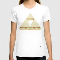 triforce T-shirts featuring Triforce by matteolasi