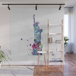 Statue of Liberty - New York Wall Mural