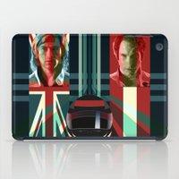 rush iPad Cases featuring Rush by milanova