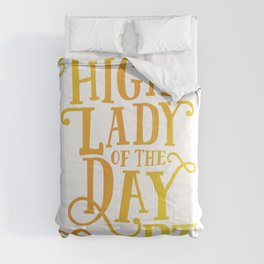 High Lady Day Court - ACOTAR Comforters