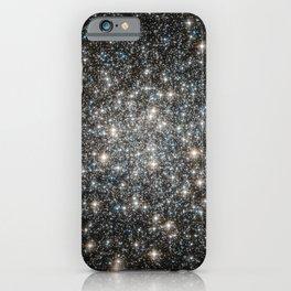 Hubble Space Telescope - Globular cluster M 10 iPhone Case