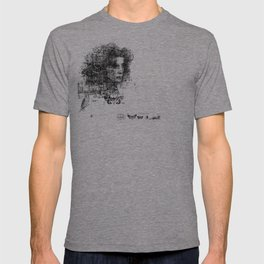 involuntary dilation of the iris T-shirt