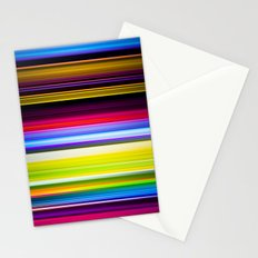 Light Beams Stationery Cards