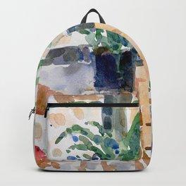 New York City Interior Backpack