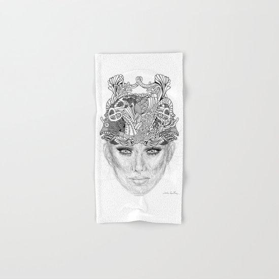 Lady Danger Hand & Bath Towel