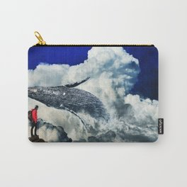 Whale in the Clouds by GEn Z Carry-All Pouch