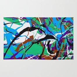 Wet Paint no. 03 Rug
