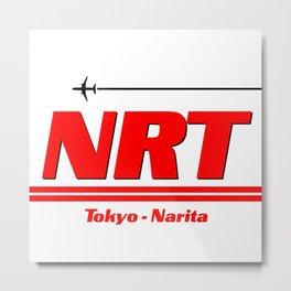 NRT TransGlobal Metal Print
