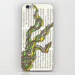 Rishikesh 2 iPhone Skin