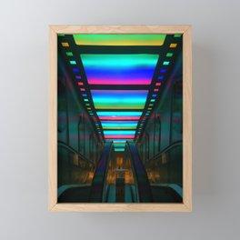Cinema Framed Mini Art Print