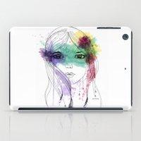dreamcatcher iPad Cases featuring DreamCatcher by Pixtopia