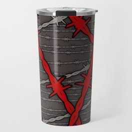 Barbed Travel Mug