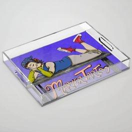 MarverTart Acrylic Tray