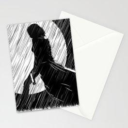 Death dealer Stationery Cards