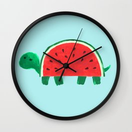 Slow Day Wall Clock