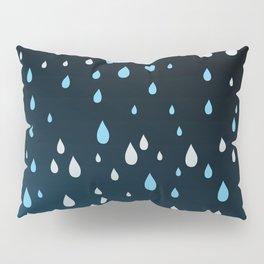 Rain Rain Rain Pillow Sham