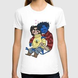 sweater buddies T-shirt