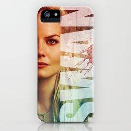 Emma Swan iPhone Case