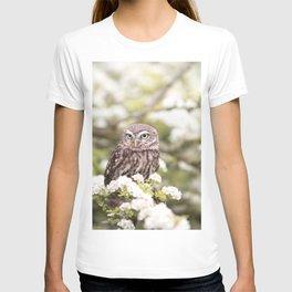 Chouette nature T-shirt