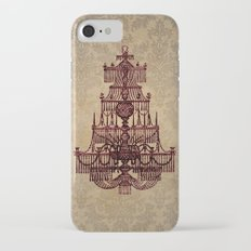 Vintage Chandelier iPhone 7 Slim Case