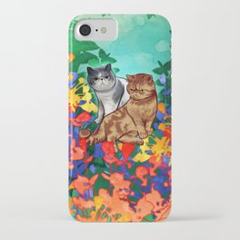 Fitzroy the Cat iPhone Case