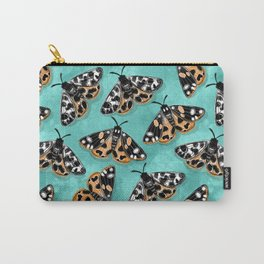 Tiger Moths Carry-All Pouch
