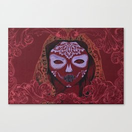young death Canvas Print