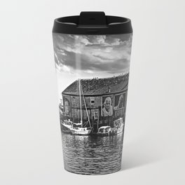 They Also Faced The Sea Travel Mug