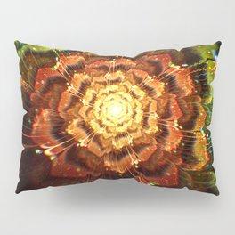 Submerged Flower Pillow Sham
