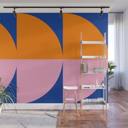 Spring- Pantone Warm color 02 Wall Mural