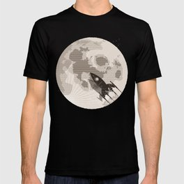 Around the Moon T-shirt