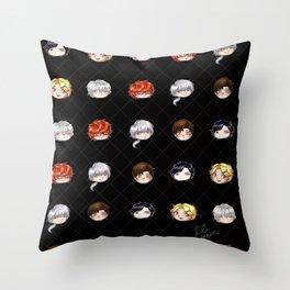 rfa - pattern Throw Pillow