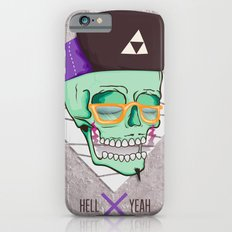 Hell Yeah Skull 3 Slim Case iPhone 6s