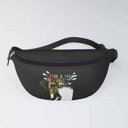Chilling Vibe Fanny Pack