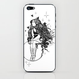 Butterfly Circus iPhone Skin