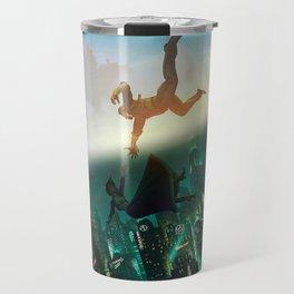 Bioshock Travel Mug