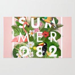 SUMMER of 82 Rug