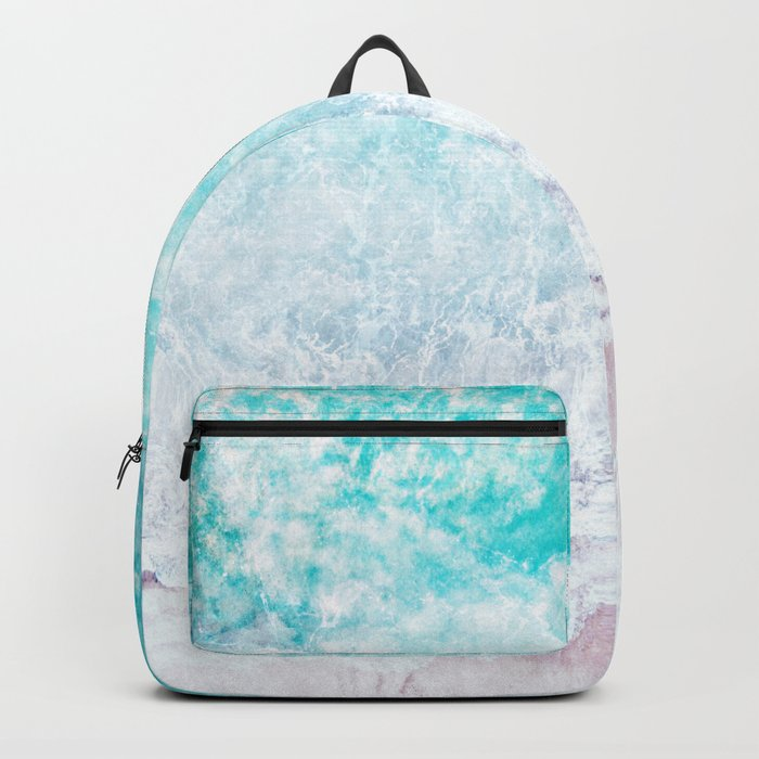 Faded sea Backpack