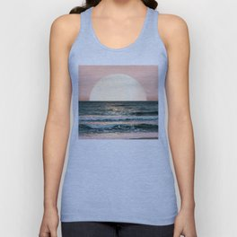 Summer Sunset Unisex Tank Top